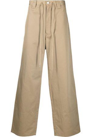 FACETASM Kassebukser - X Dickies bukser med brede ben og snoretræk