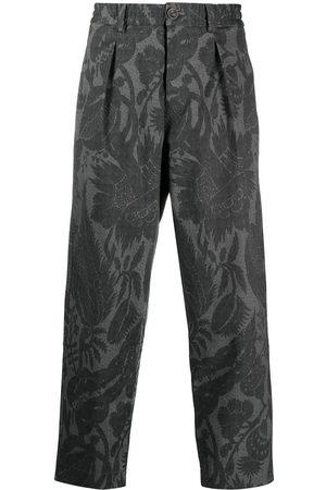 PIERRE-LOUIS MASCIA Bukser - Mina bukser med blomstertryk