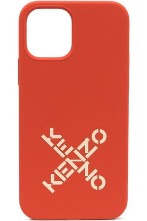 Kenzo Mænd Mobil Covers - IPhone 12 Pro cover med logotryk