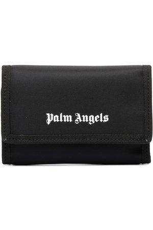 Palm Angels Mænd Punge - Foldepung med logo