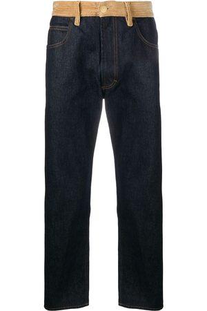 Marni Jeans med fløjls-paneler