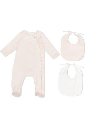 Chloé Baby Pyjamas - Pyjamas med takket kant