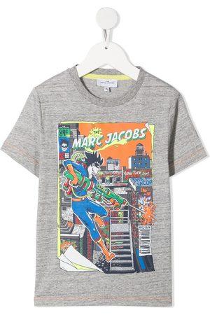 The Marc Jacobs Drenge Kortærmede - T-shirt med grafisk tryk