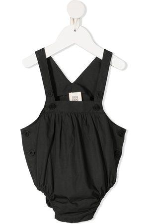 DOUUOD KIDS Baby Overalls - Overalls med knaplukning