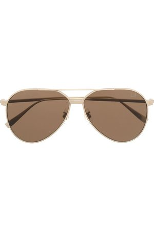 Dunhill Klassiske aviator-solbriller