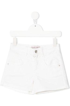 Alberta Ferretti Piger Shorts - Korte denimshorts