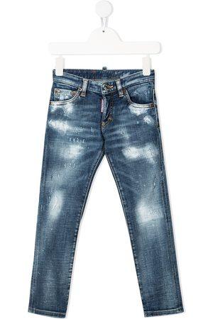 Dsquared2 Ribbede skinny-jeans