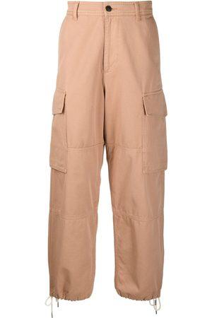Ami Mænd Cargo bukser - Højtaljede cargo-bukser