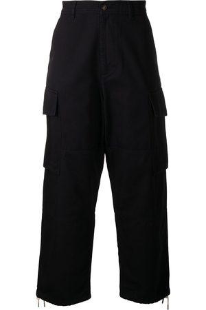 Ami Cargo-bukser med brede ben