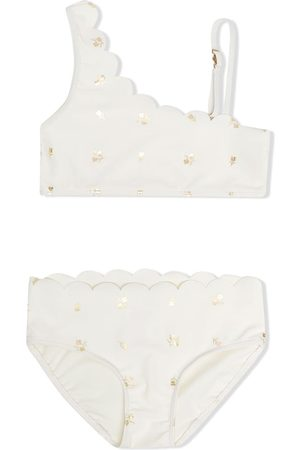 Chloé Piger Bikinier - Blomstret bikini med to dele
