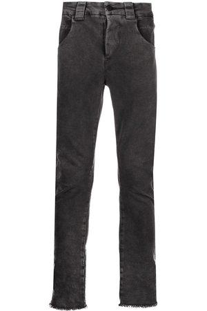 THOM KROM Skinny jeans med syningsdetalje