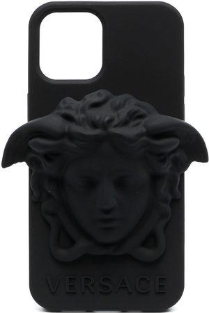 VERSACE IPhone 12 Pro cover med medusa-motiv