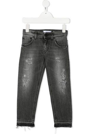 Dondup Drenge Skinny - Skinny-jeans med slitageeffekt