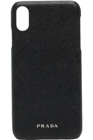 Prada Mænd Mobil Covers - Leather iPhone 11 case