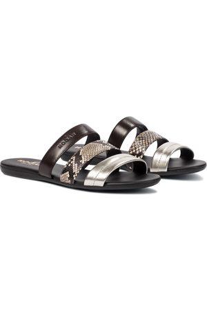 Hogan Kvinder Sandaler - Valencia leather sandals