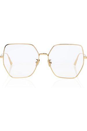 Dior Eyewear GemDiorO S2U oversized glasses