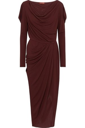 Altuzarra Kvinder Midikjoler - Shoshana cowl-neck midi dress