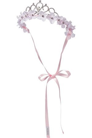 Monnalisa Crystal tiara headband