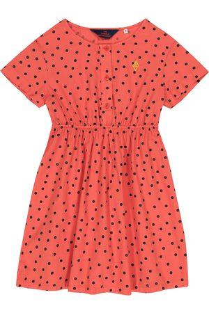 The Animals Observatory Kvinder Strandkjoler - Dolphin polka-dot cotton dress