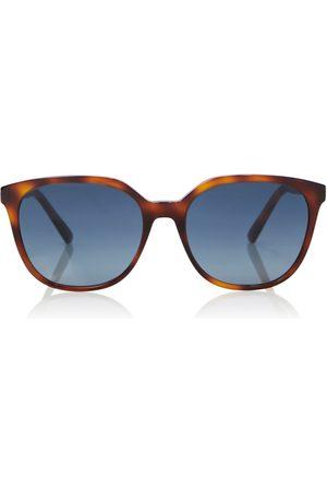 Dior Eyewear 30MontaigneMini BI tortoiseshell sunglasses