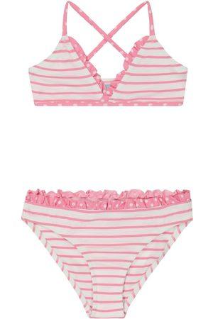 Melissa Odabash Baby Sky striped bikini