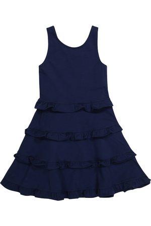 Ralph Lauren Piger Kjoler - Stretch-cotton dress