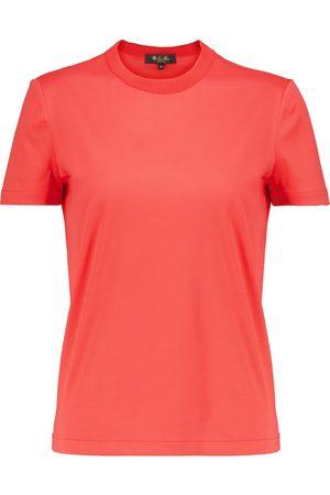 Loro Piana My-T cotton-jersey T-shirt