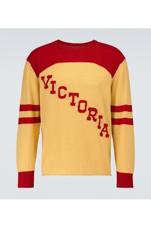BODE Victoria crewneck sweater