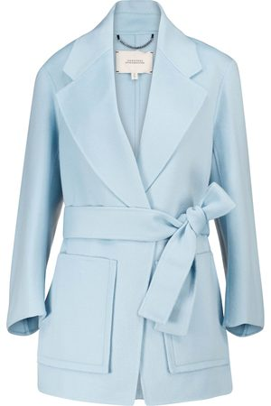 Dorothee Schumacher Exciting Volumes wool-blend coat