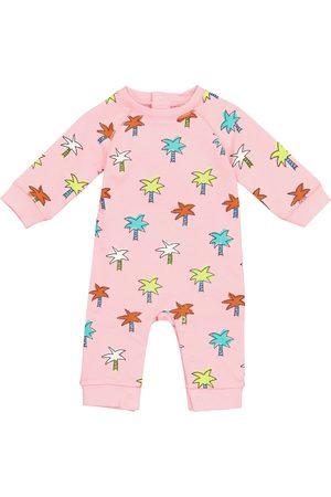 Stella McCartney Onesies - Baby printed cotton onesie