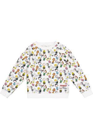The Marc Jacobs X Peanuts® printed cotton sweatshirt