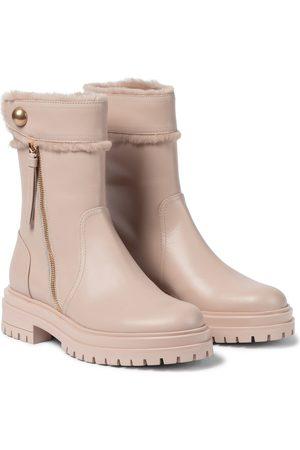 Gianvito Rossi Kvinder Ankelstøvler - Montreal leather ankle boots