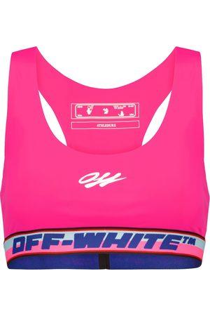 OFF-WHITE Kvinder Sports-BH - Logo sports bra