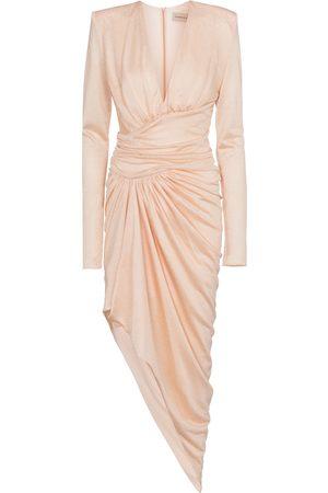 ALEXANDRE VAUTHIER Kvinder Casual kjoler - Stretch-jersey midi dress
