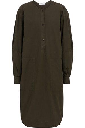 J.W.Anderson Kvinder Midikjoler - Cotton poplin midi dress
