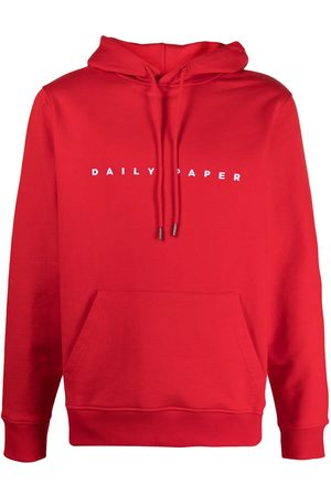 Daily Paper Strik - Logo-embroidered hoodie