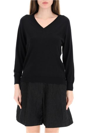 Simone Rocha Sweater with cut-out elbows