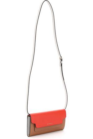 Marni Kvinder Clutches - Minitaske med skulderrem