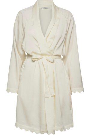 Underprotection Jane Kimono Kimonos Creme