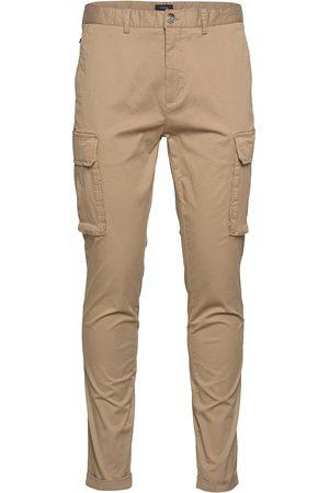 Matinique Maliam Cargo Trousers Cargo Pants Beige