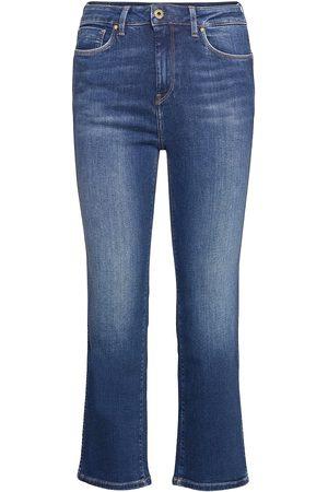 Pepe Jeans Kvinder Slim - Dion 7/8 Slim Jeans