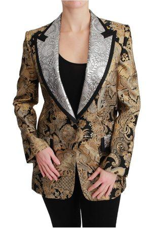 Dolce & Gabbana Jacquard Blazer Jacket