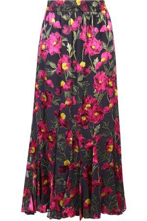 alice + olivia Printed skirt