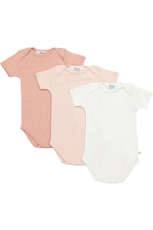 BONPOINT Baby set of 3 cotton bodysuits