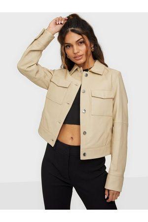 Jofama Lynn Pocket Leather Jacket Læderjakker