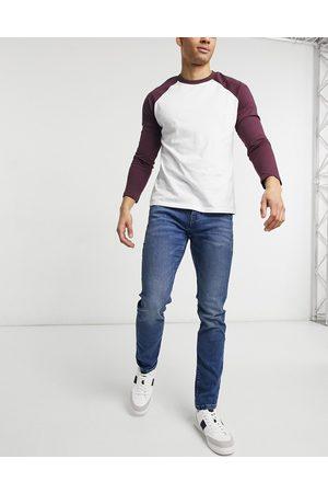 Tom Tailor Piers - Lyseblå slim-jeans