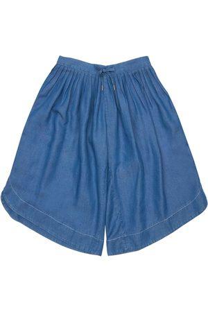 Chloé Tencel Flared Pants