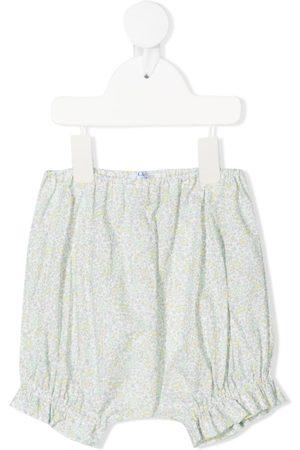 SIOLA Shorts med blomstertryk
