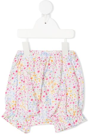 SIOLA Baby Shorts - Shorts med blomstertryk