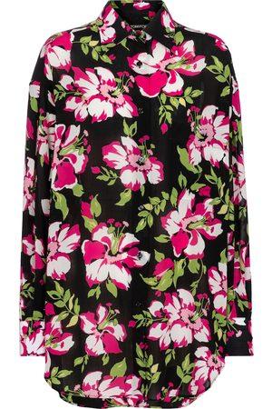 Tom Ford Kvinder Toppe - Floral shirt